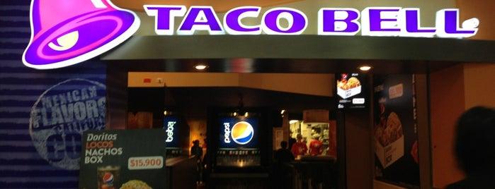 Taco Bell is one of Gespeicherte Orte von Juan Pablo.