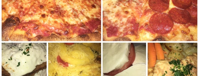 Rosario's Trattoria & Pizzeria is one of NYC.