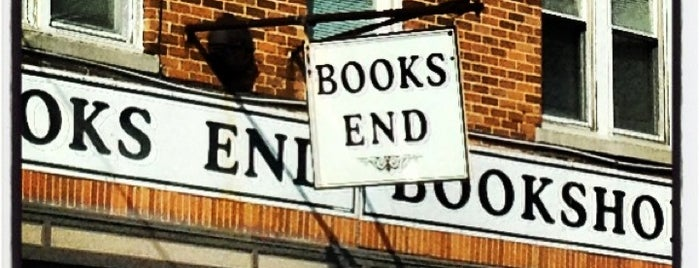 Books End is one of Indie Books.