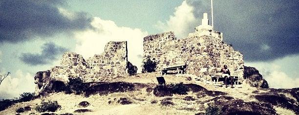 Fort Saint-Louis is one of sint maarten.