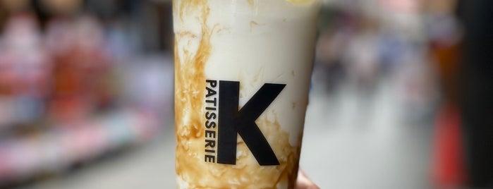 Kova Patisserie Chinatown is one of Dessert.