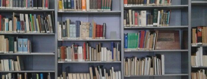 Biblioteca de Pós-Graduação em Geografia is one of Marina 님이 좋아한 장소.