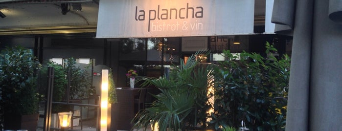 La Plancha is one of Afterwork.