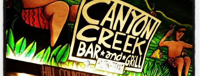 Canyon Creek is one of Posti che sono piaciuti a Chuck.