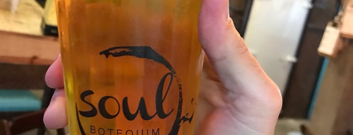 Soul Botequim is one of Tap Houses.