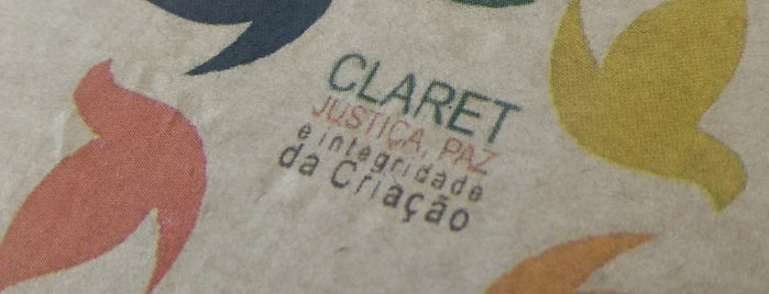 Claretiano Colégio e Faculdade is one of São Paulo.
