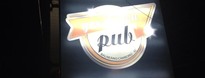 Gas Station Pub is one of Itajaí.