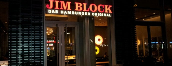 Jim Block is one of Lugares favoritos de Levent.