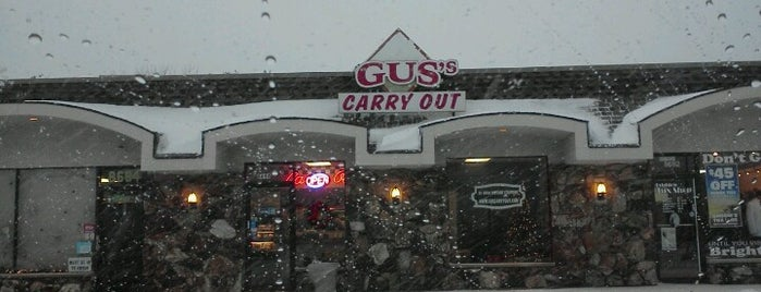 Gus's Carry Out is one of Michigan Favorites.