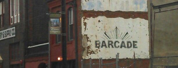 Barcade is one of Foobooz Best 50 Bars in Philadelphia 2012.