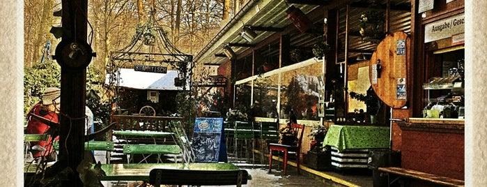Waldcafé Milchhäuschen is one of Guide to Hanover's best spots.