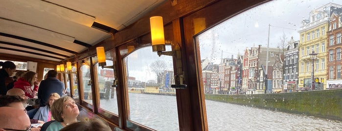 Gs Brunch Boat is one of Cool stuff in Amsterdam.
