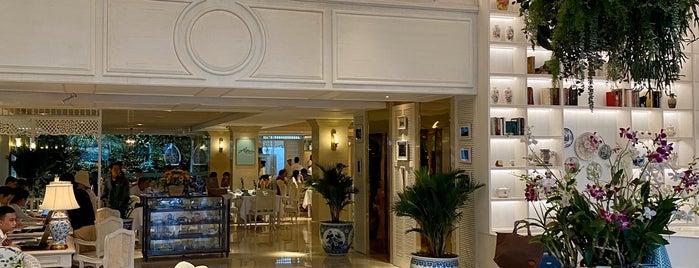 Silverland Charner Hotel is one of Tempat yang Disukai Emily.