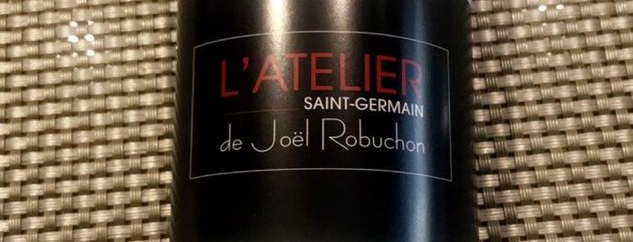 La Cave de Joël Robuchon is one of Paris.