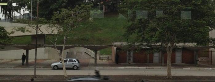 Linha 3725-10 - Metrô Vila Matilde / Vila Dalila is one of Tempat yang Disukai Juliana.