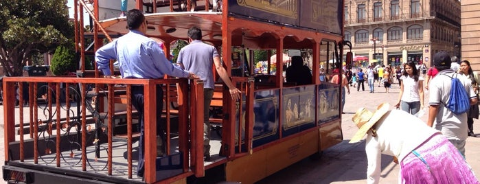 Tranvia Turistico San Luis Rey is one of Posti che sono piaciuti a Zava.