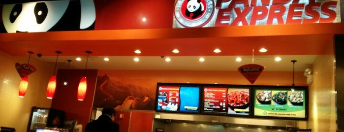 Panda Express is one of Ashlandさんのお気に入りスポット.