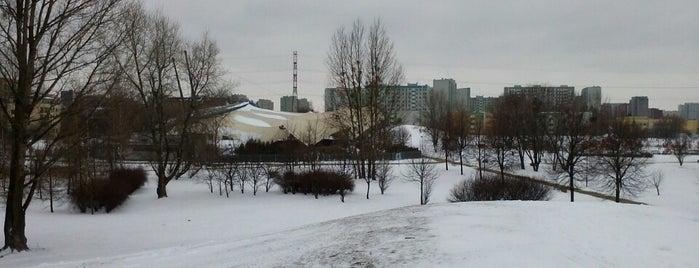 Park Gorczewska is one of Warsaw.