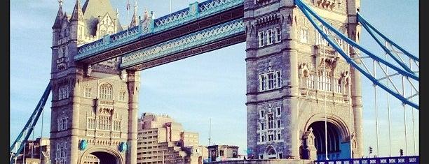 Tower Bridge Exhibition is one of London Favorites.