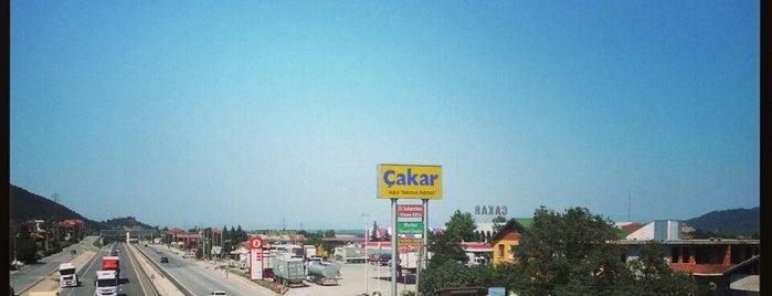 Çakar Tesisleri is one of สถานที่ที่ Barış ถูกใจ.