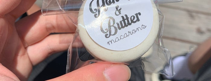 Honey & Butter Macarons is one of California.