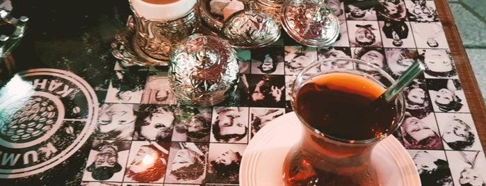 Yeşilçam Kumda Kahve is one of RotEskişehir.
