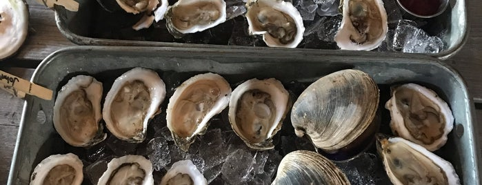 Glidden Point Oyster Farm is one of Oysters.
