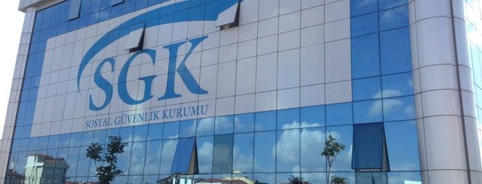 SGK Ümraniye Sosyal Güvenlik Merkezi is one of Yunusさんのお気に入りスポット.