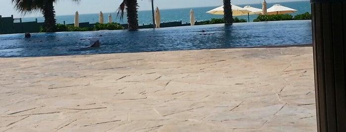 Jumeirah Beach is one of Abu Dhabi & Dubai, United Arab emirates.