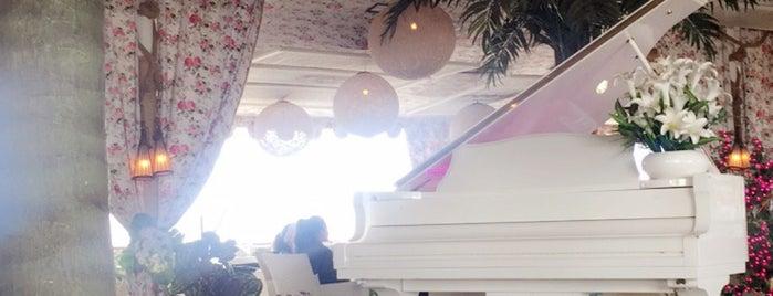 Fiori Lounge is one of Lugares favoritos de R.