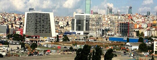 Kağıthane is one of Check-in liste - 2.
