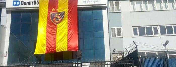 OSTİM Organize Sanayi Bölgesi is one of Yunus'un Beğendiği Mekanlar.