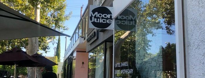 Moon Juice is one of LA Vegan.