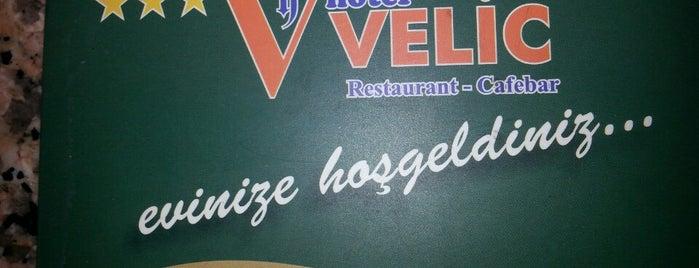 Veliç Otel is one of Oteller (boutique)   Gaziantep.