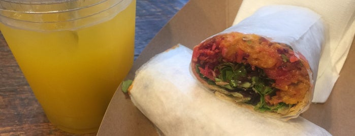 Bombay Sandwich Co. is one of The New Yorkers: Herbivore.
