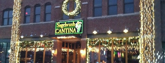 Sagebrush Cantina is one of Jamieさんのお気に入りスポット.