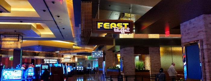Red Rock Feast Buffet is one of Vegas.