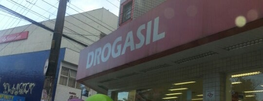 Drogasil is one of Lugares.
