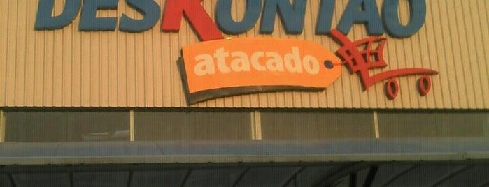 Deskontão Atacado is one of Lugares favoritos de Claudia.