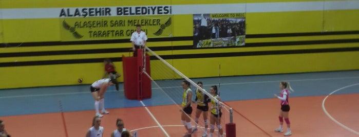 Alaşehir Belediyesi Spor Salonu is one of themaraton.