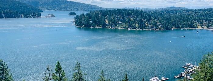 Deep Cove Trail is one of Lieux sauvegardés par Cate.