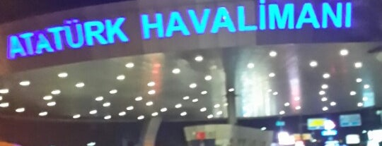 İstanbul Atatürk Havalimanı (ISL) is one of Part 1~International Airports....