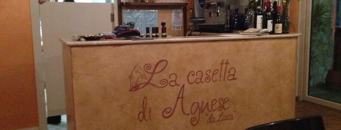 Ristorante Pizzeria La Casetta Di Agnese is one of Giacomo 님이 좋아한 장소.
