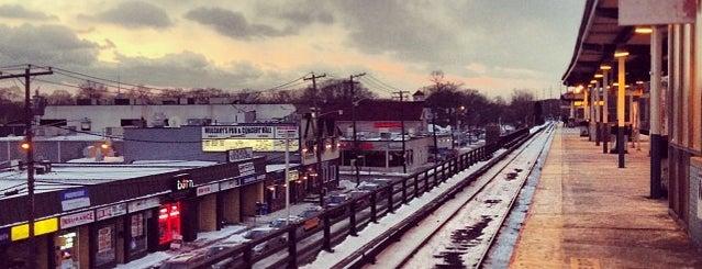 Long Island Rail Road is one of Tempat yang Disimpan Taner.
