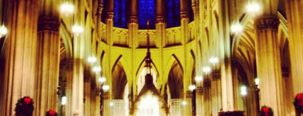 St. Patrick's Cathedral is one of try! NYC.
