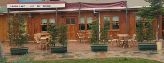 Saygın Cafe & Nargile is one of สถานที่ที่บันทึกไว้ของ Utku.
