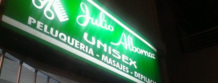 Julio Albornoz is one of Tempat yang Disukai Nacho.