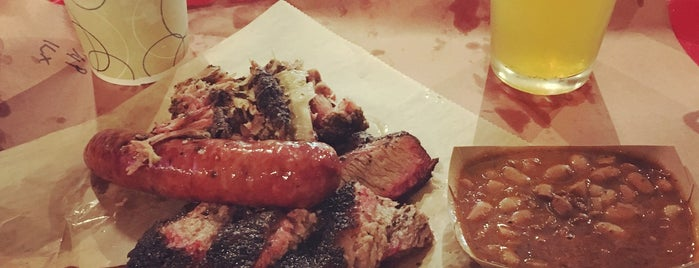 Franklin Barbecue is one of Texas.