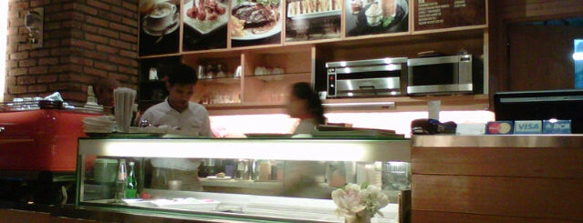 Brownbag Deli & Restaurant is one of Locais curtidos por Kenrick.