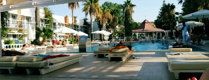Arinna Hotel Havuzbaşı is one of Bitti 2.